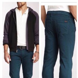 "Joe's Jeans ""The Brixton"" Fit  Straight Leg 34"